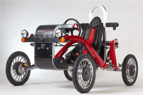 Swincar E-Spider L6e-A (Matriculable)